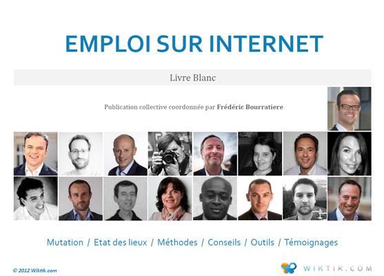 Livre Blanc : Emploi Sur Internet