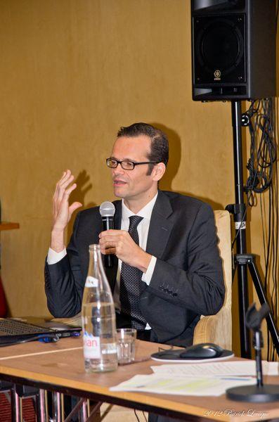 Emploi sur Internet - Table ronde Club Business 06 - Frédéric Bourratière