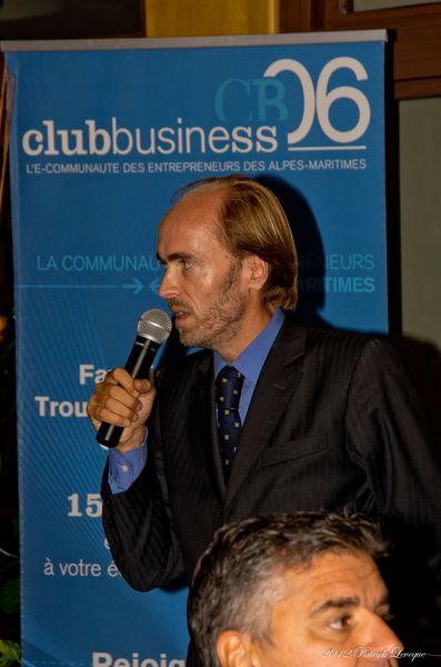 Club Business 06 - Discours Emmanuel Gaulin