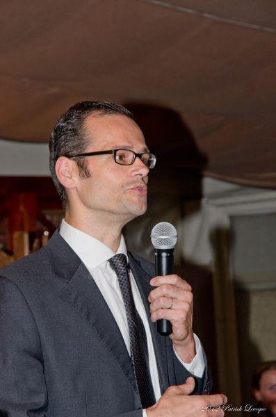 Club Business 06 - Discours Frédéric Bourratière