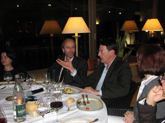 Table ronde - L'Europe à la portée de votre entreprise