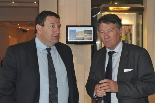 Philippe Levert et Jacques Labarsouque