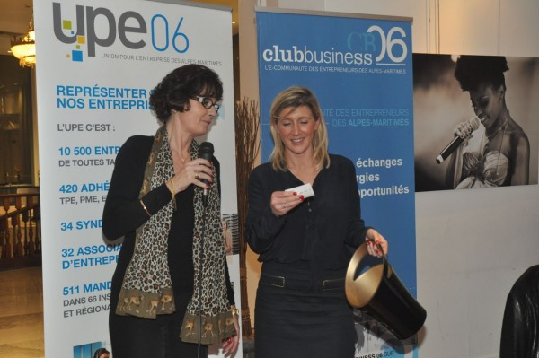 Club Business 06 - Avril 2013 - Sweepstake