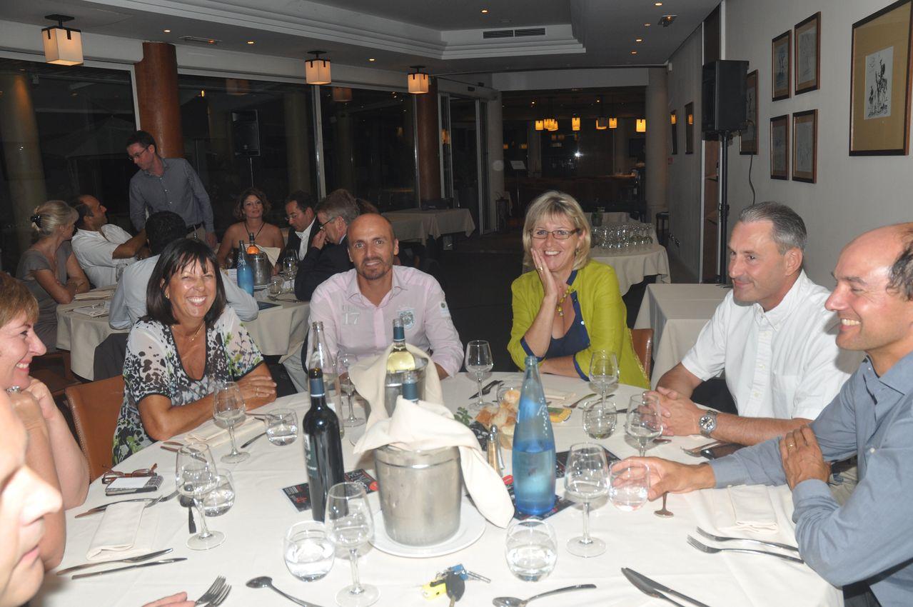 Soirée du Club Business 06 à Grasse