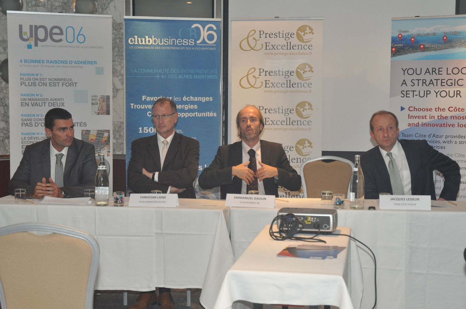 Table ronde ronde : Rendre les Territoires durablement attractifs