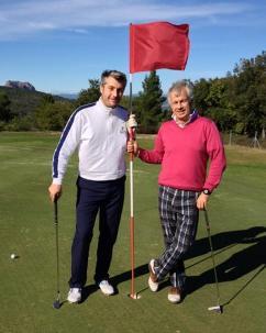Club Des Dirigeants Golfeurs - Roquebrune