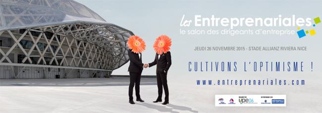 logo Entreprenariales 2015