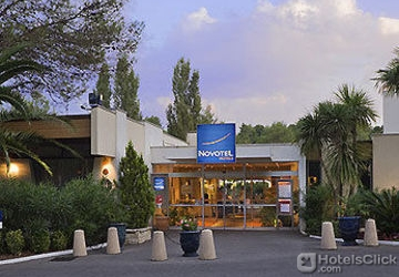 Photo Novotel Sophia-Antipolis