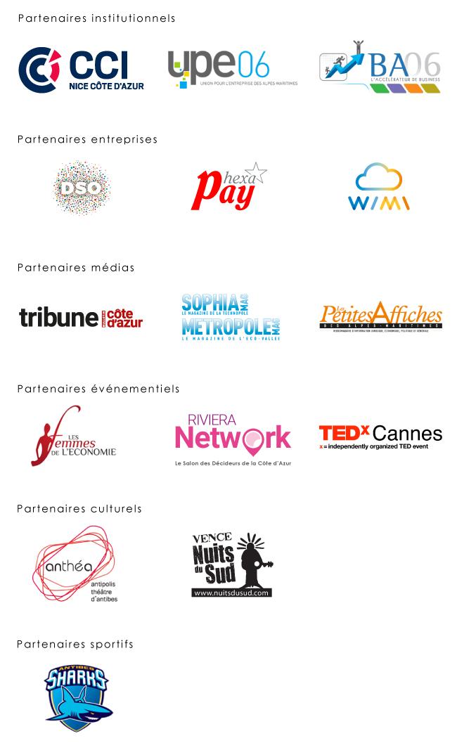 Partenaires Club Business