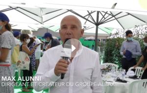 Vignette interview vidéo de Max Alunni Club Business06 de Cagnes sur Mer