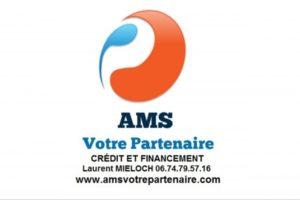 Logo AMS partenaire du Club Business 06 bureau de Cagnes Métropole Nice Ouest