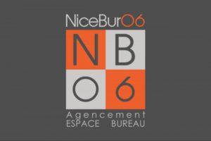 Logo NiceBurO6 partenaire du Club Business 06 bureau de Cagnes Métropole Nice Ouest