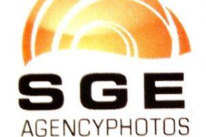 Logo SGE Agency Photos partenaire du Club Business 06 bureau de Cagnes Métropole Nice Ouest