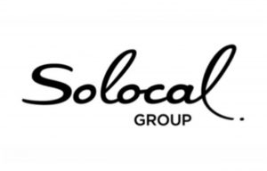 Logo Solocal Group partenaire du Club Business 06 bureau de Cagnes Métropole Nice Ouest