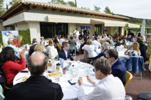 Club Business 06 photo du déjeuner du 06 octobre 2020 au Golf Club de la vanade à Villeneuve-Loubet 20