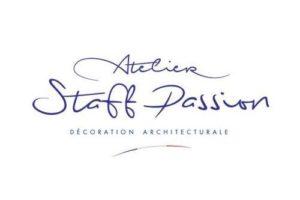 Logo Staff Passion Partenaire du Club Business 06 bureau de Cagnes Métropole Nice Ouest